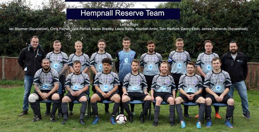 Hempnall Reserves