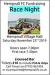 Club Horseracing Evening